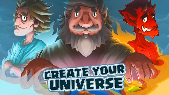 Almighty: God Idle Clicker Apk Free on Android Game Download