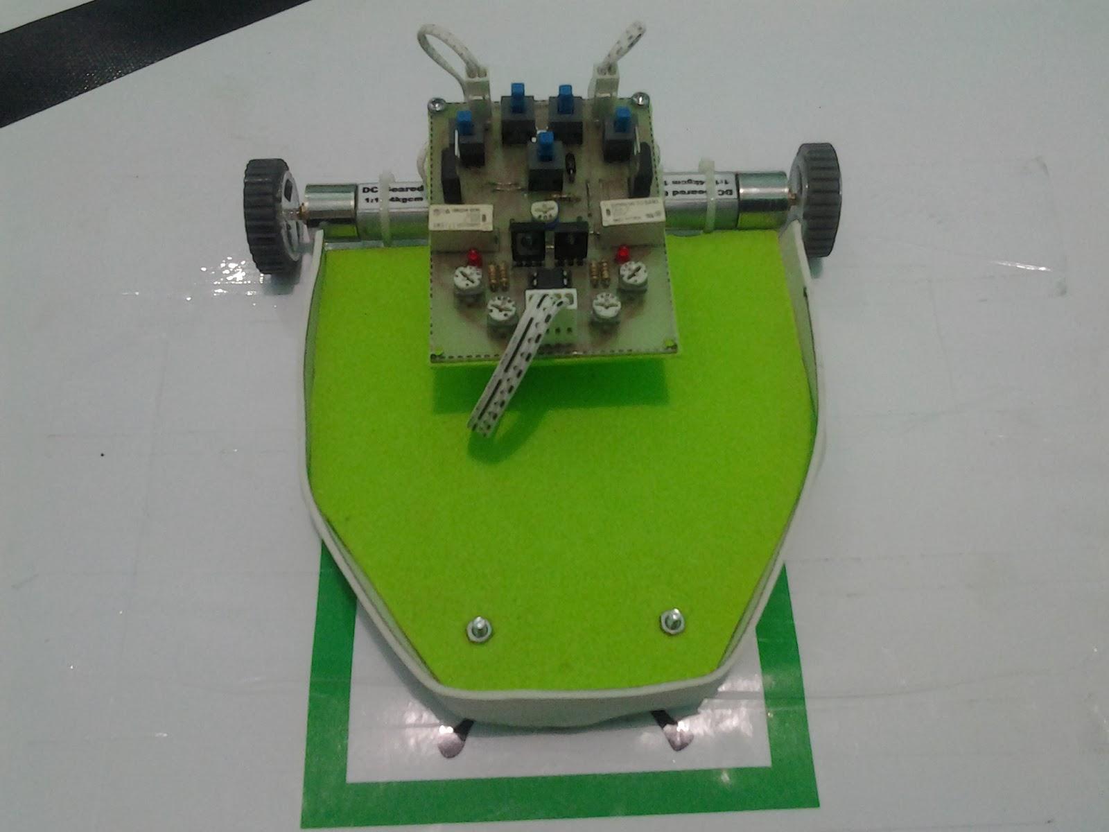 Robot Line Tracer Workshop Line Tracer Jual Robot Line