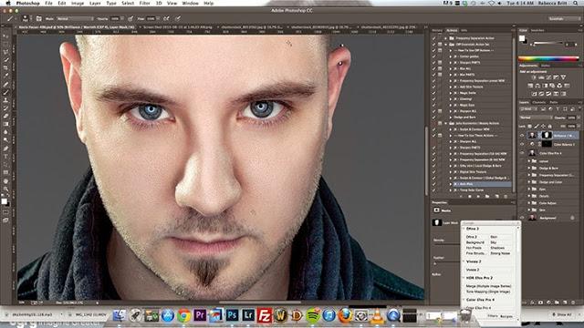 تطبيق Photoshop CC 2017 النسخة المطورة