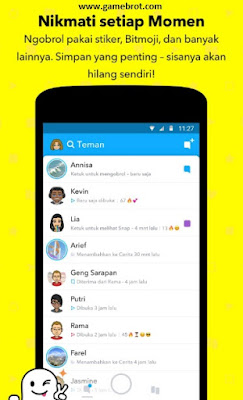 Snapchat APK Terbaru 2019