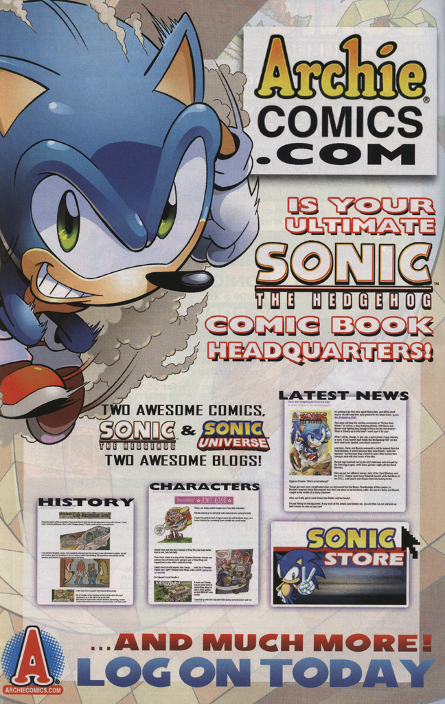 Read online Sonic The Hedgehog comic -  Issue #223 - 20