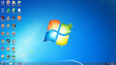 """Cara Menghilangkan Tulisan """"Test Mode Windows 7 Build 7601"""" Pada Windows 7 Dengan Mudah"""