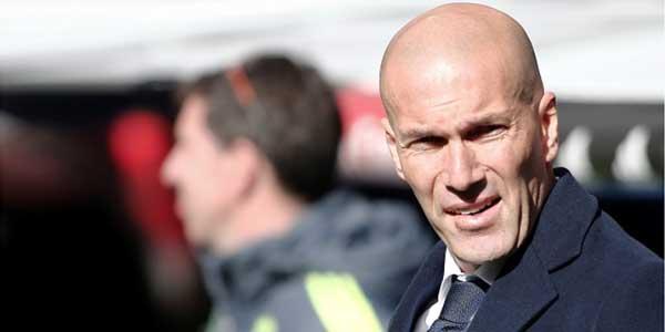 Zidane: Peluang Madrid di La Liga Sudah Musnah