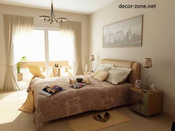 French bedroom curtains ideas, designs