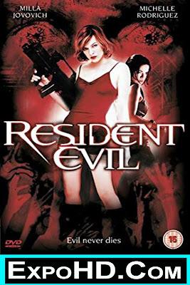 Resident Evil 2002 Download Full HD BluRAy [ 720p _ 1080p ] Watch Online || Hindi + English