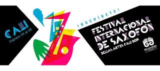 Festival Internacional de Saxofón Bellas Artes Cali 2016 / stereojazz