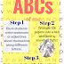 ABCs of Me a No Prep Icebreaker