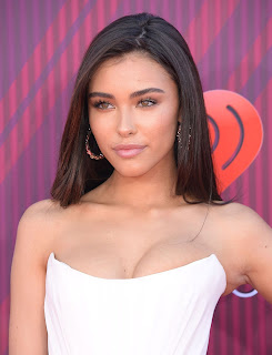 Madison Beer Hot Cleavage Pics