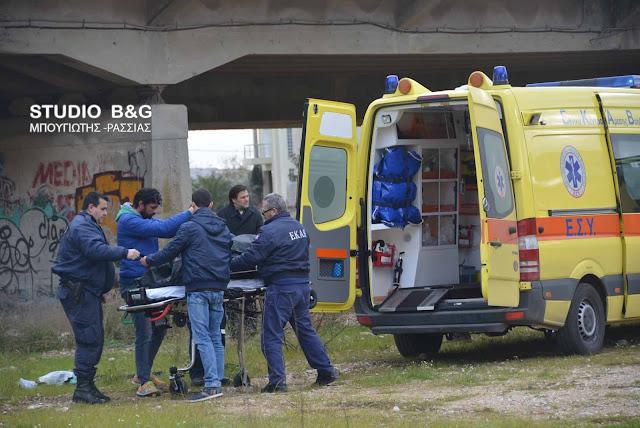 Αργολίδα Βρέθηκε πτώμα στην γέφυρα του Ξεριά στο Άργος