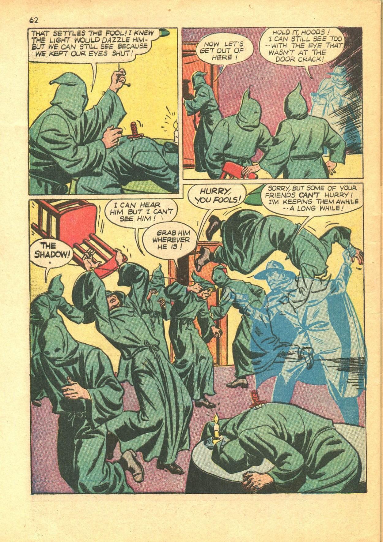 Read online Shadow Comics comic -  Issue #24 - 54