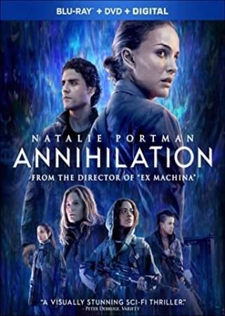 Annihilation 2018 English 300MB BluRay ESubs 480p