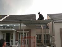 Harga Kanopi Atap Sepandek  terbaru