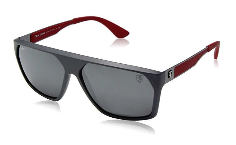 851e4d3ccf Limited Edition Ray-Ban Scuderia Ferrari RB4309M Sunglasses as Worn by Kimi  Raikkonen