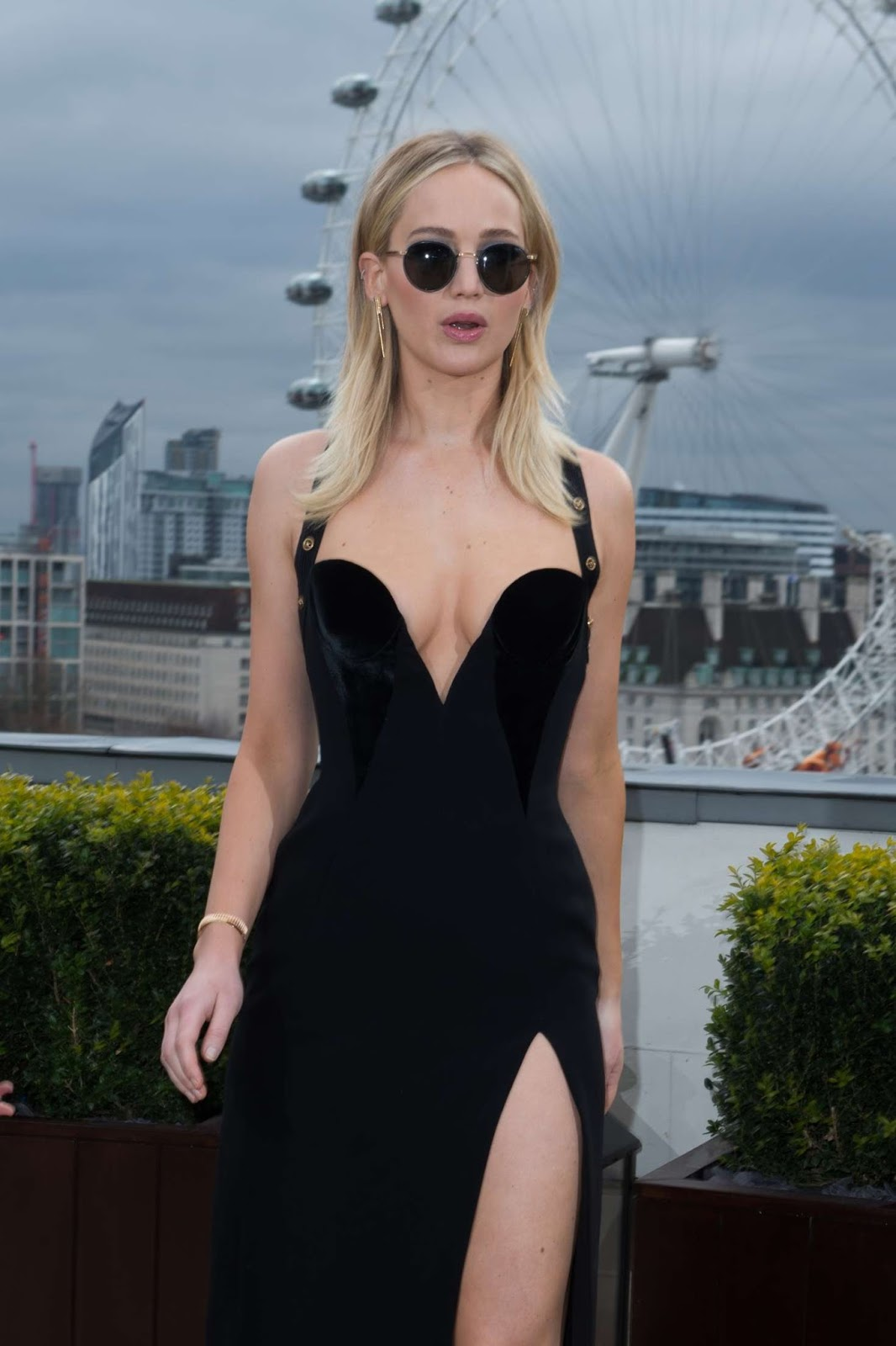 Jennifer Lawrence – 'Red Sparrow' Photocall in London ...