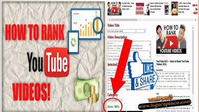 how to rank YouTube videos fast, rank YouTube videos, rank YouTube videos higher, rank YouTube videos on google, seo, Tricks & Tutorials, video seo, YouTube ranking, YouTube seo, YouTube video ranking,tool seo YouTube
