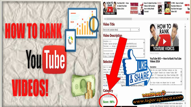 how to rank youtube videos fast, rank youtube videos, rank youtube videos higher, rank youtube videos on google, seo, Tricks & Tutorials, video seo, youtube ranking, youtube seo, youtube video ranking,