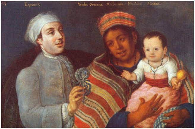 Matrimonio Mixto Catolico Ateo : Matrimonios mixtos en américa durante la colonización