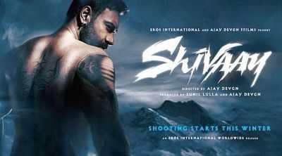 Shivaay 2016 Bollywood Hindi Full Free Download 400mb HDTV 480p