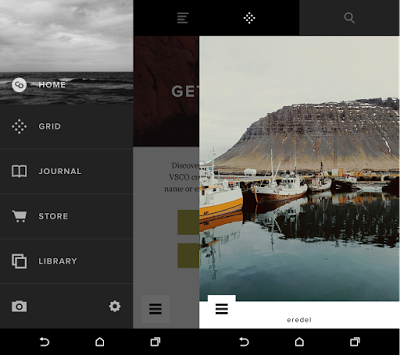 VSCO Cam 3.7 dan 3.6.8 Apk Full Pack & Filter