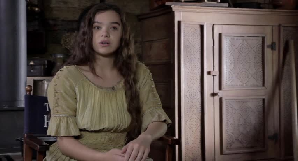 Movie and TV Screencaps: The Keeping Room (2015)