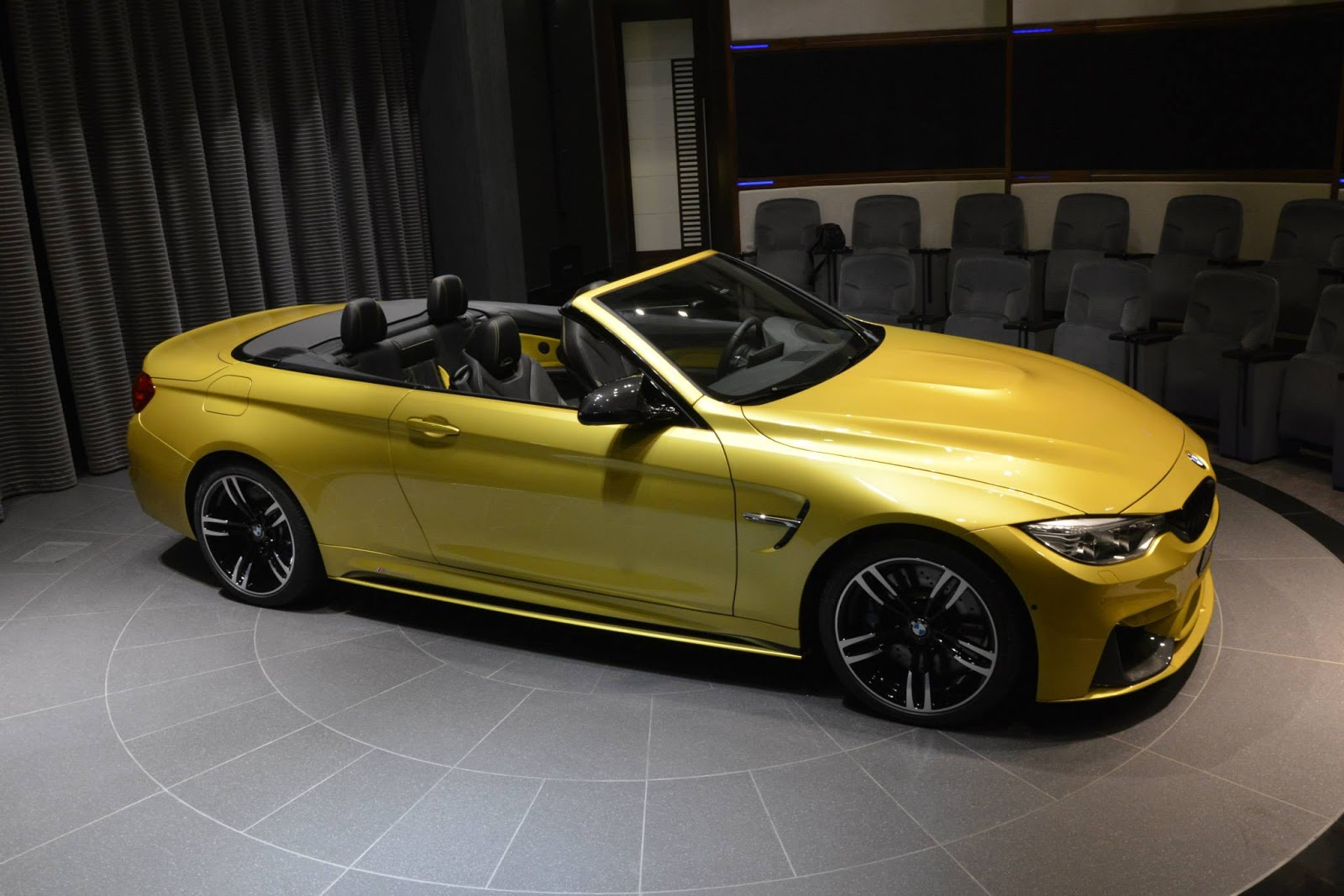 bmw abu dhabi 39 s customized m5 m4 cabrio and x5 50i carscoops. Black Bedroom Furniture Sets. Home Design Ideas