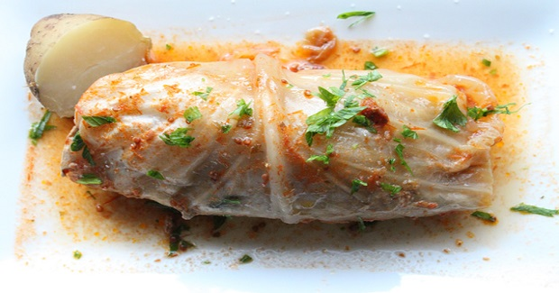 Slow Cooker Stuffed Cabbage Rolls Recipe