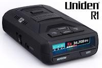 Uniden R1 Radar/Laser Detector