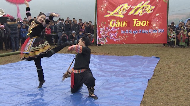 Traditional festivals in Sapa Lao Cai 3