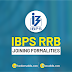 IBPS RRB Joining Formalities 2018-19 (CWE-VII) | Bank-wise Documentation