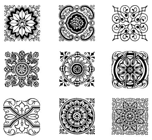 All Things Ruffnerian, a Design Blog and More: Mandala ...