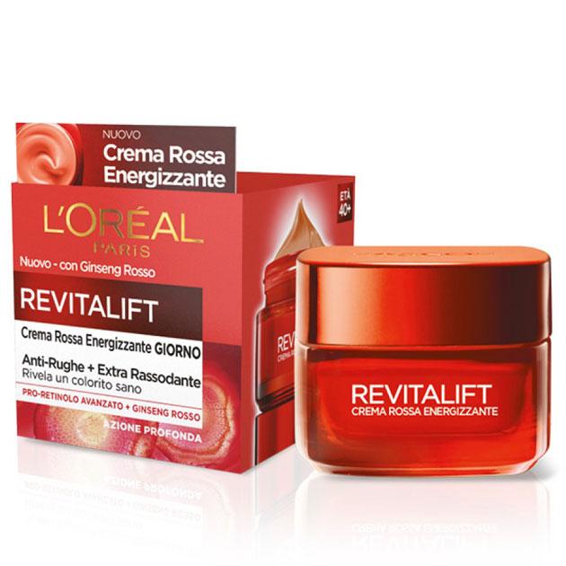 candidati come tester della Crema Rossa Energizzante L'Oreal Paris