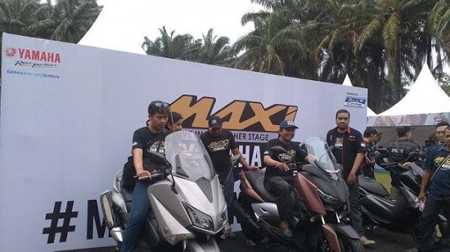 Banyak Pilihan Yamaha Maxi