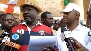 Dino Melaye arrested