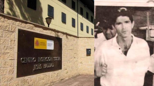 Uno de los presos más peligrosos de España se fuga de la cárcel