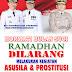 Hormati Bulan Suci Ramadhan dilarang Melakukan Kegiatan Asusila & Prostitusi