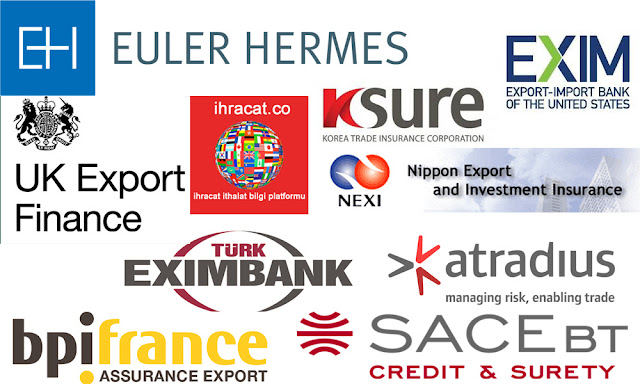 eximbank, ex-im, bpifrance, euler hermes, ksure, atradius