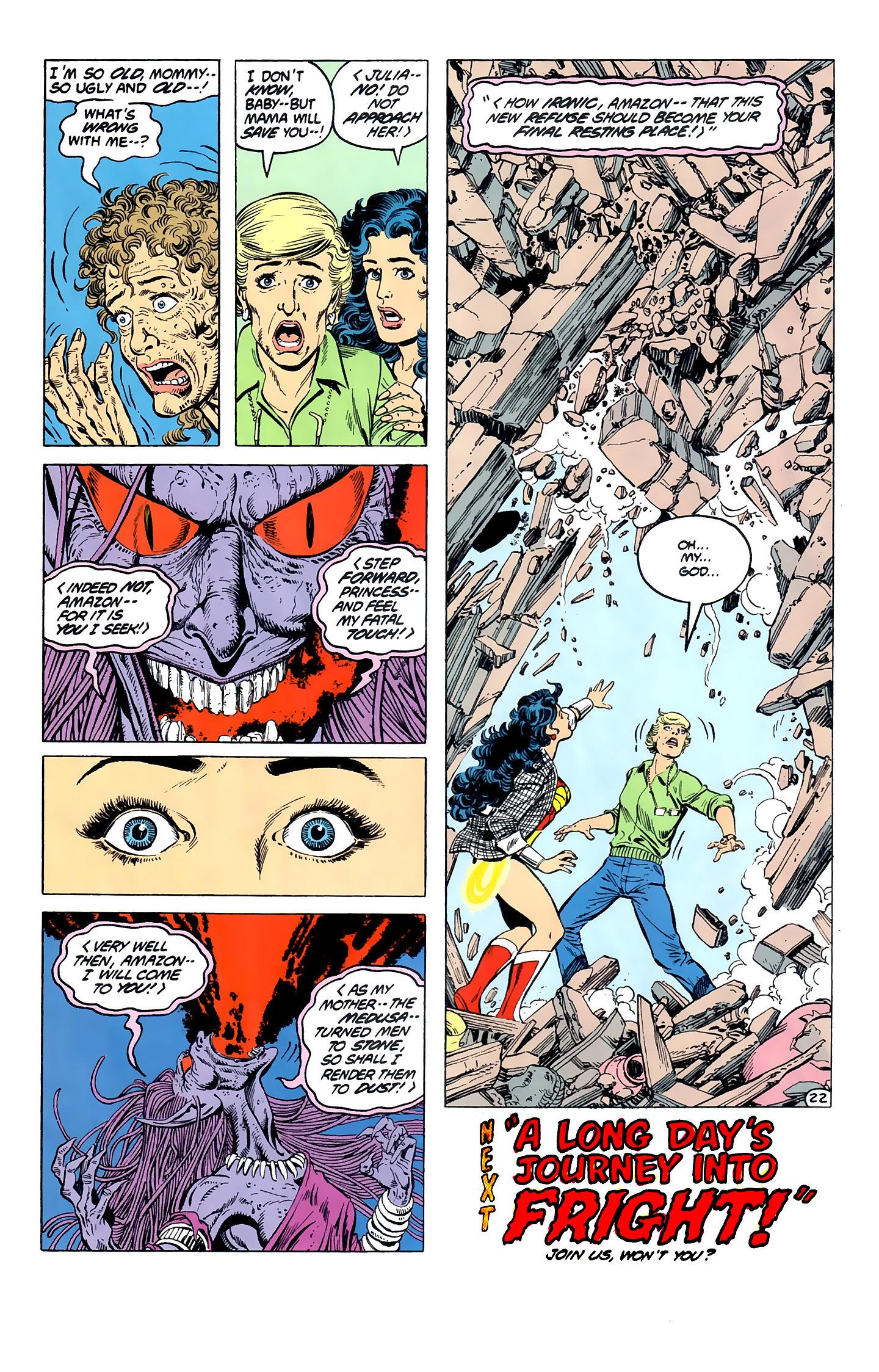 Read online Wonder Woman (1987) comic -  Issue #3 - 23