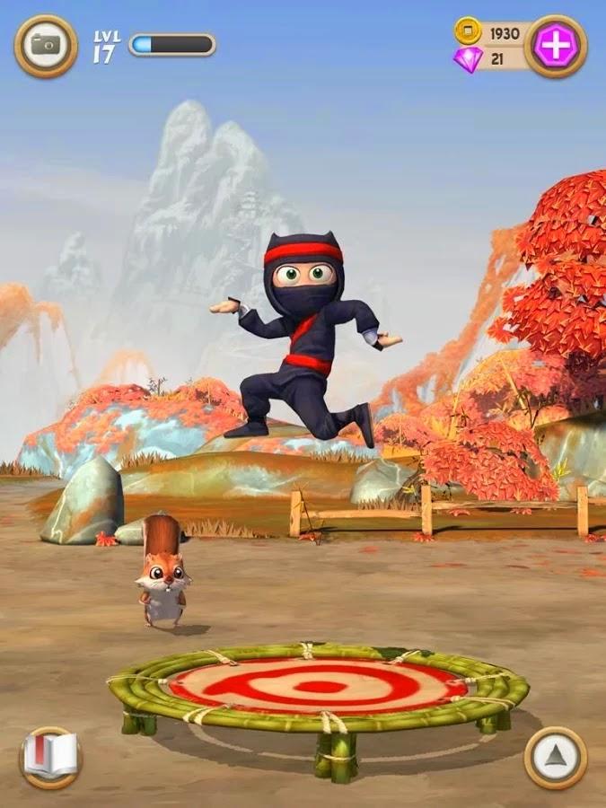 Clumsy Ninja v1.25.0 Mod