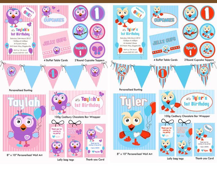 Party Fun For Little Ones Giggle Hoot Inspired Party Ideas