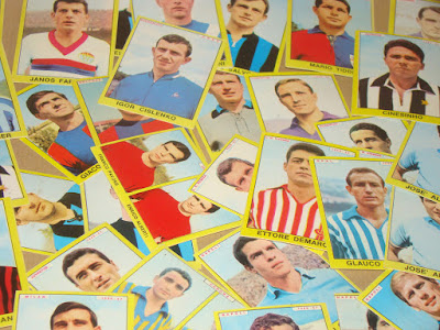 history about calciatori Panini stickers
