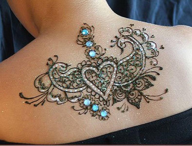 women tattoos 2013 latest new designs 5