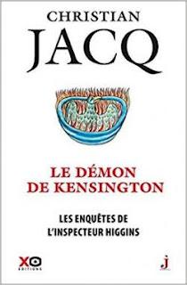 Démon Kensington, Jacq, policier historique