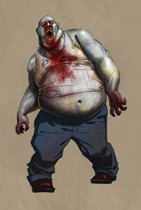 Zombie Fat 69