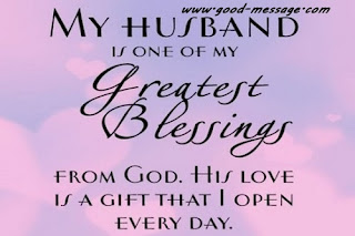 love messages for dear husband