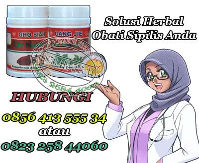 Cara Herbal Mengobati Penyakit Sipilis Kelamin Keluar Nanah