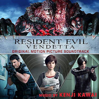 Resident Evil: Vendetta Soundtrack Kenji Kawai