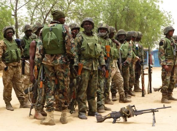 Army launches strike force to wipe out Boko Haram from north eastern Nigeria