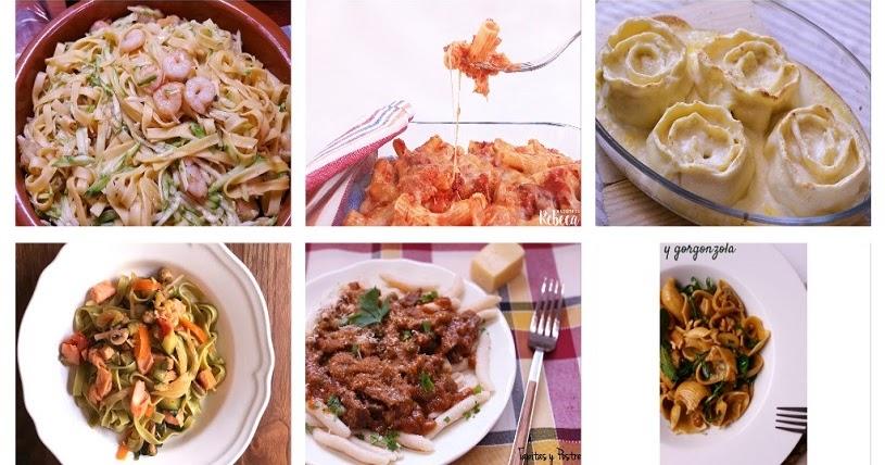 6 recetas f ciles de pasta for Ideas para cocinar pasta