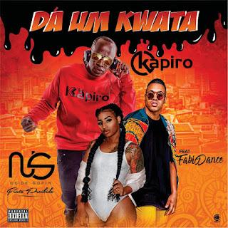 Dj Kapiro Feat. Fábio Dance &  Neide Sofia - Dá Um Kwata (Afro House)