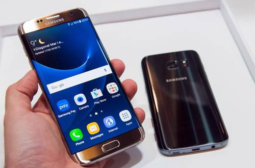 Galaxy S8 tem tela curva de 5,8 polegadas